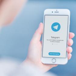 Telegram Standortung